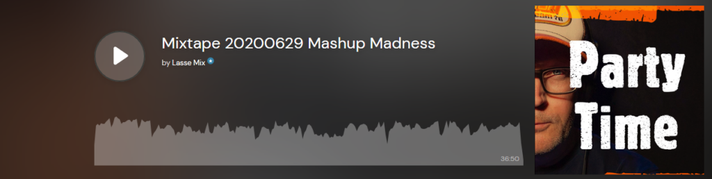 Mixtape 20200629 Mashup Madness